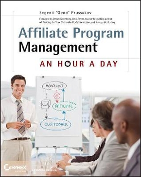 Affiliate program mngt : an hour a day