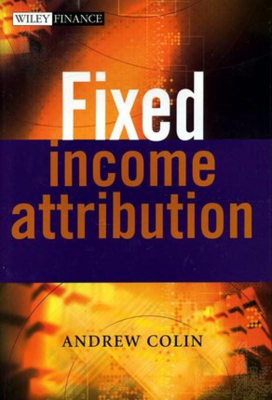 Fixed Income Attribution