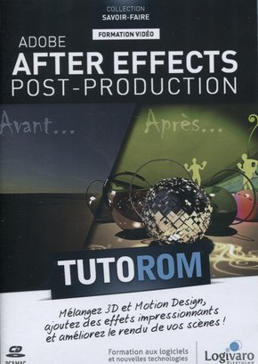 Tutorom Adobe After Effects - Post-production