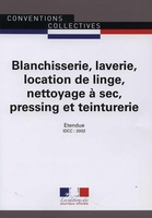 Blanchisserie, laverie, location de linge, nettoyage à sec, pressing