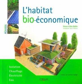 Pierre-Gilles Bellin- L'habitat bio-économique