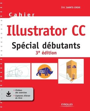 E.Sainte-Croix- Cahier Illustrator CC