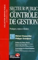 Philippe Grandjean, Michel Charpentier - Secteur public et contrôle de gestion
