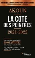 J.-A.Akoun - La cote des peintres 2021-2022