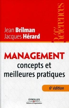 Jean Brilman, Jacques Hérard- Management