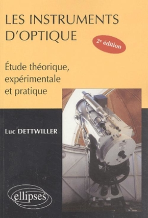Instruments d'optique