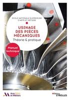 ENSAM - Manuel d'usinage des pièces mécaniques