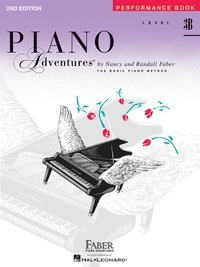 Nancy faber : piano adventures: performance book - level 3b