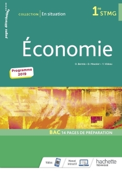 En situation - Economie 1re STMG