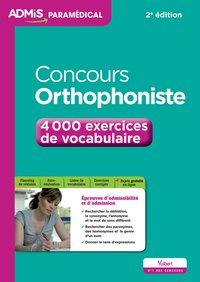 Concours orthophoniste