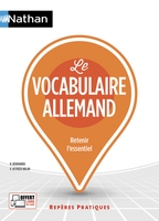 Le vocabulaire allemand