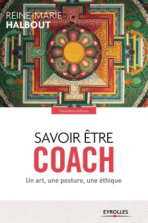 Reine-Marie HALBOUT- Savoir être coach