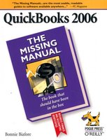 QuickBooks 2006 - The Missing Manual