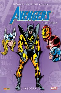 Avengers - Tome 8 (1981-82)