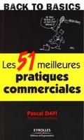 Pascal Davi, Gabs - Les 51 meilleures pratiques commerciales
