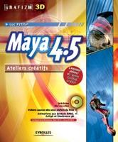 Luc Petitot - Maya 4.5. ateliers creatifs