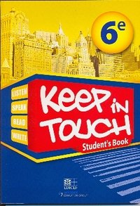 Keep in touch 6eme student's book  sénégal