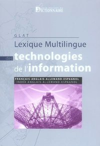 Lexique multilingue des technologies de l'information
