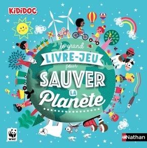 livre-jeu pour sauver la planète