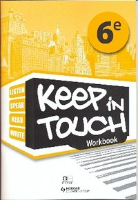 Keep in touch 6eme workbook