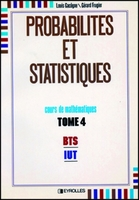 Louis Gacogne - Cours de mathematiques 4 - probab. statist.