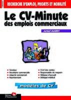 A. Marin - Le CV-minute des emplois commerciaux