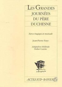 Grandes journees du pere duchesne