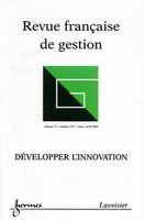 DEVELOPPER L'INNOVATION  REVUE