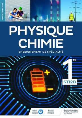 Physique-chimie 1re STI2D