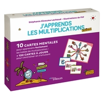 Filf, Stéphanie Eleaume Lachaud - J'apprends les multiplications autrement