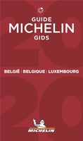Belgique, luxembourg - the michelin guide 2020