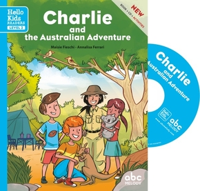 Charlie and the australian adventure