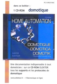CD-ROM Domotique