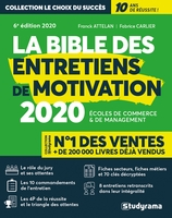 La bible des entretiens de motivation 2020