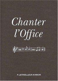 Chanter l'Office