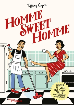 T.Cooper- Homme Sweet Homme