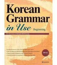 Korean grammar in use : beginning