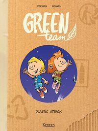 Green team - Tome 02