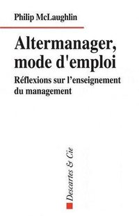 Altermanager, mode d'emploi