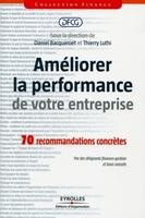 DFCG, Daniel Bacqueroët, Thierry Luthi - Améliorer la performance de votre entreprise