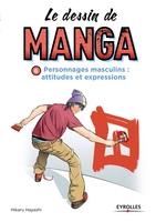 Hikaru Hayashi - Le dessin de manga - Volume 6 - Personnages masculins