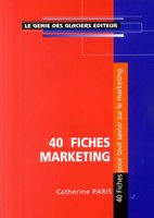 40 Fiches marketing
