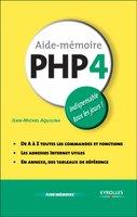 J.Aquilina - Aide-mémoire PHP4