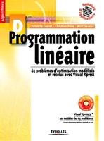 Christelle Gueret, Christian Prins, Marc Sevaux - Programmation linéaire