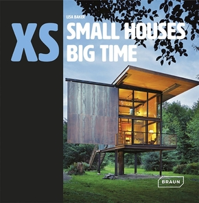 XS - small houses big time