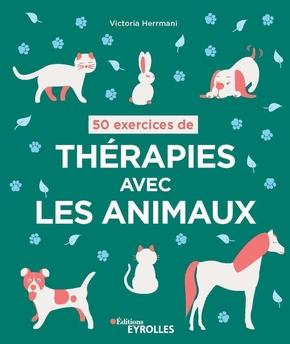 V.Herrmani- 50 exercices de thérapies avec les animaux