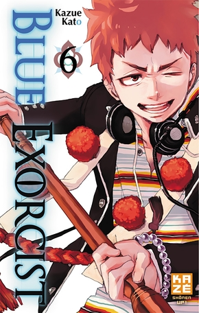 Blue exorcist - Tome 6