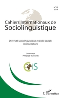 Cahiers internationaux de sociolinguistique n.15
