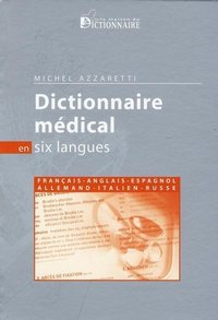 Dictionnaire médical en six langues