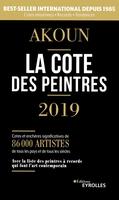 J.-A.Akoun - La cote des peintres 2019